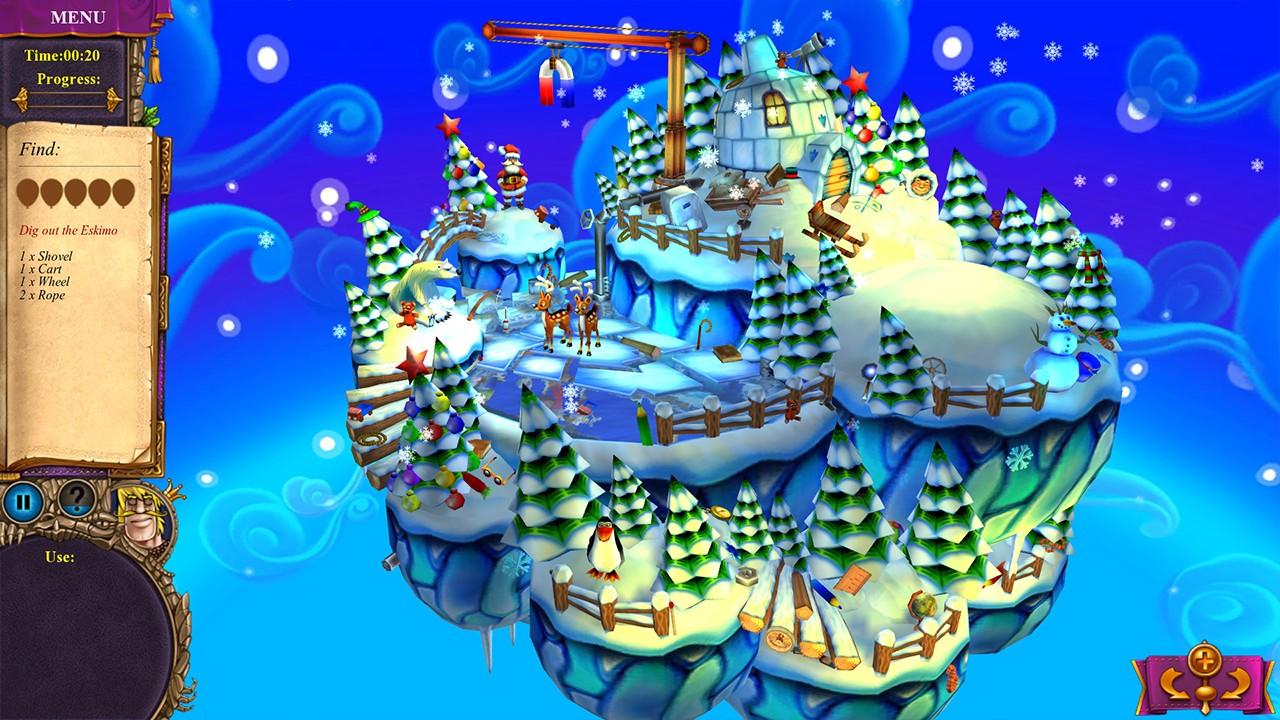 Screenshot from Elementary My Dear Majesty! (3/6)