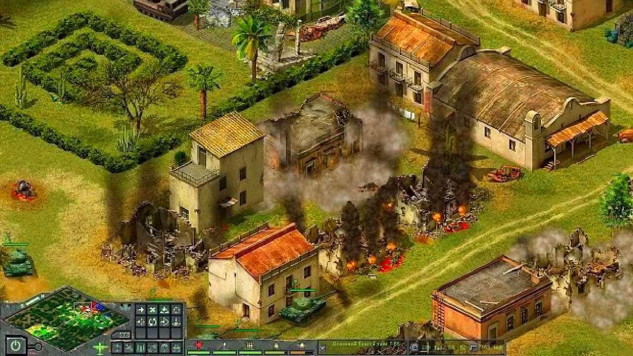 Screenshot from Cuban Missile Crisis: Ice Crusade (6/7)
