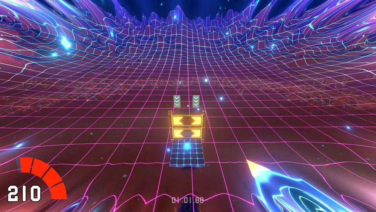 Screenshot from Cyber Hook (2/5)