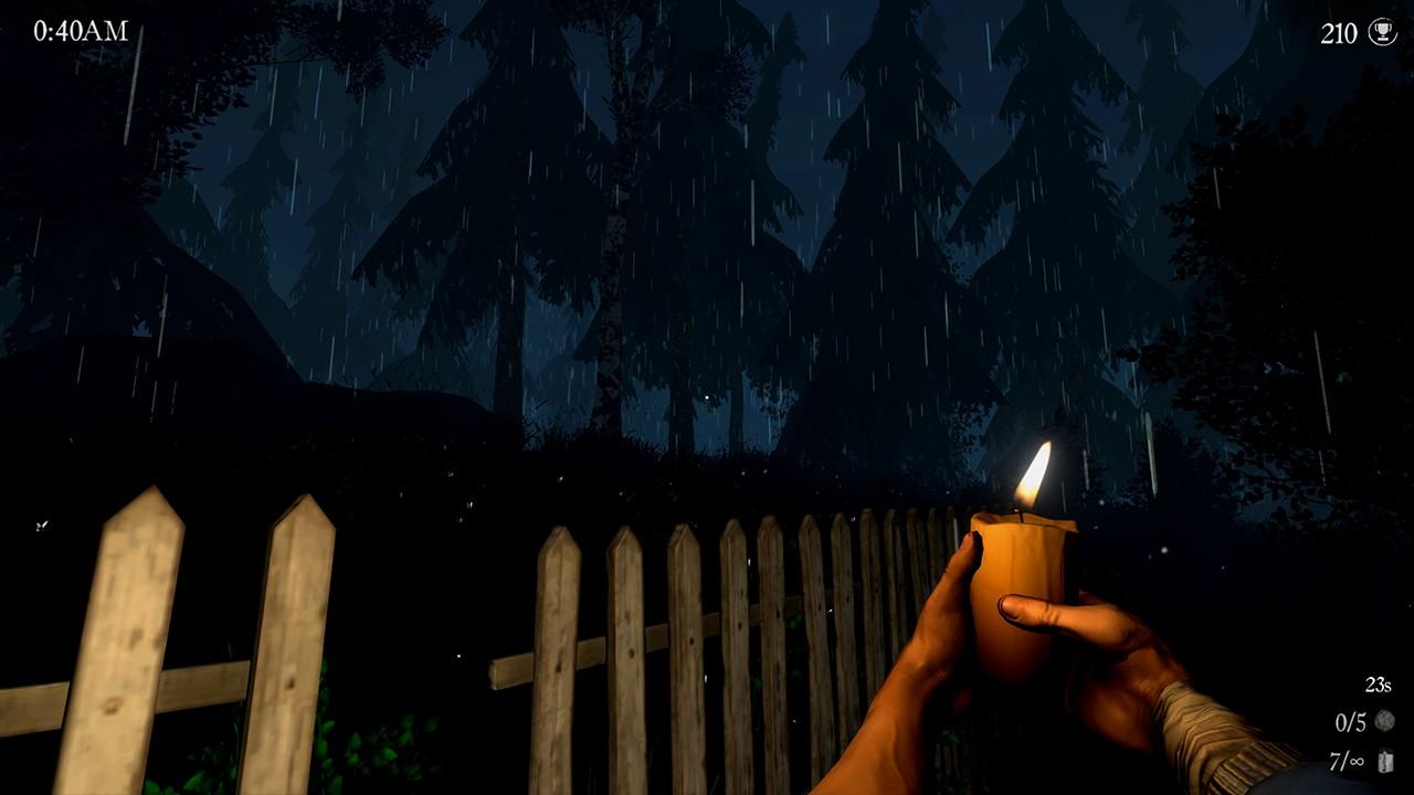 Screenshot from Apparition (2/7)