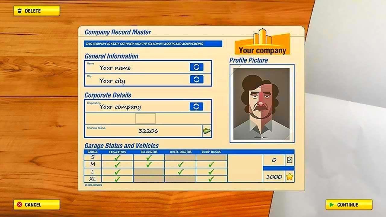 Screenshot from DIG IT! - A Digger Simulator (6/9)
