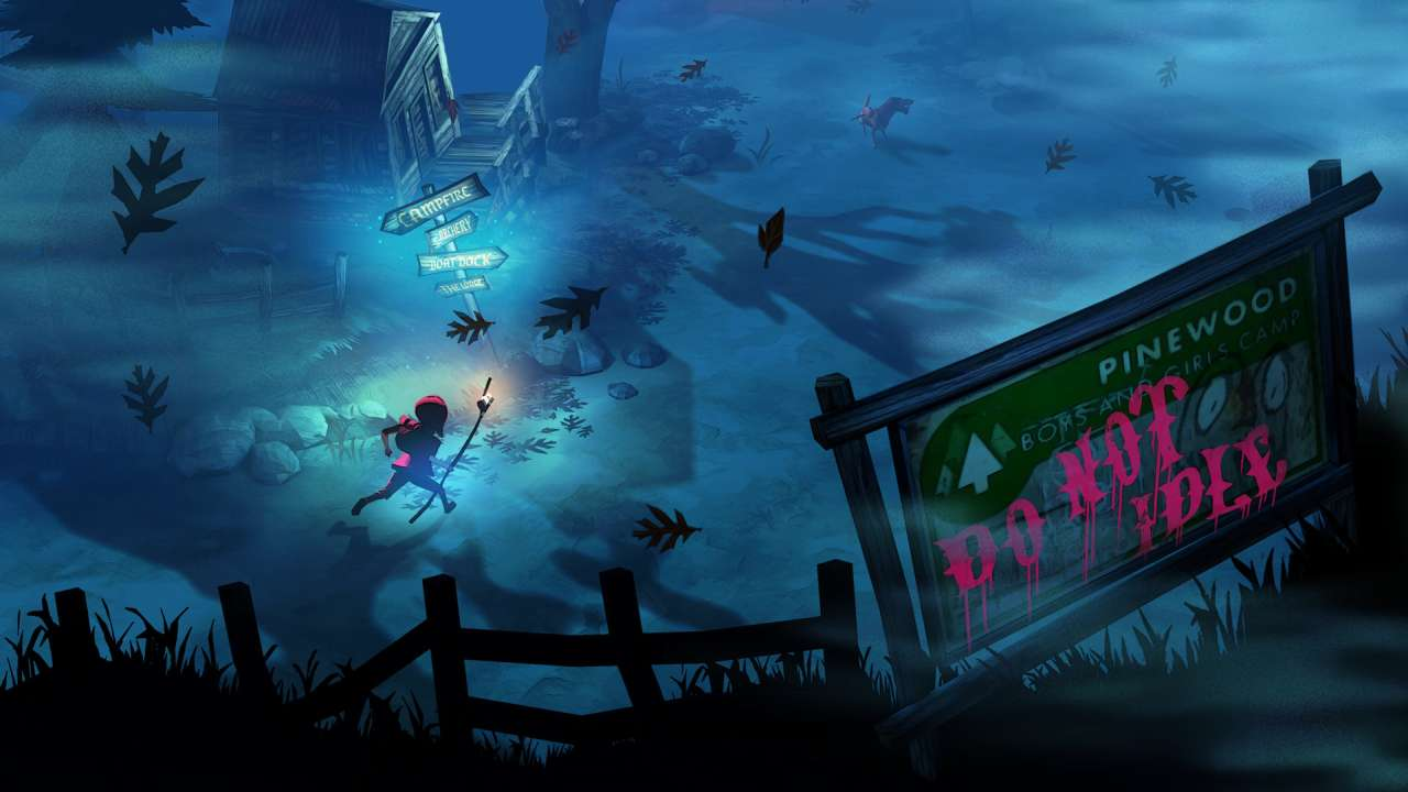 Screenshot from The Flame in the Flood (7/10)