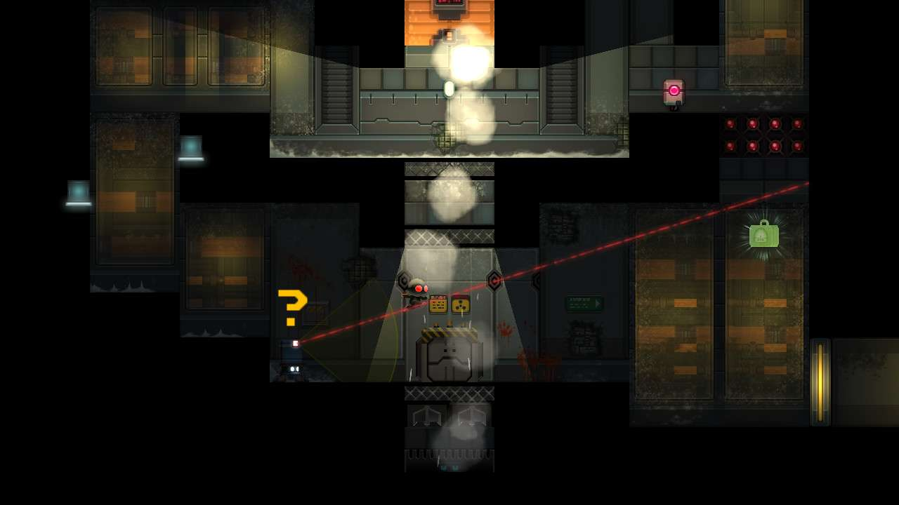 Screenshot from Stealth Inc 2: A Game of Clones (3/6)