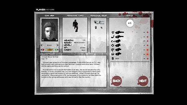 Screenshot from Zombie Shooter 2 (2/6)