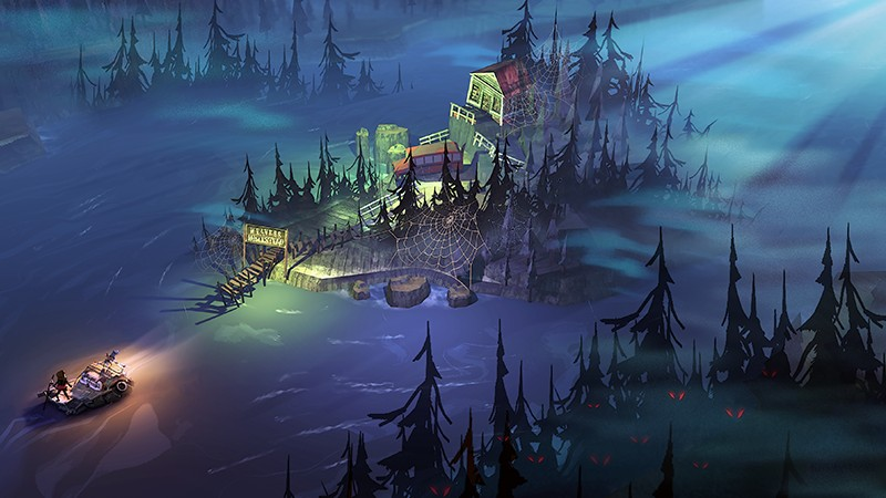 New on Utomik: The Flame in the Flood, Raiden Legacy and more!