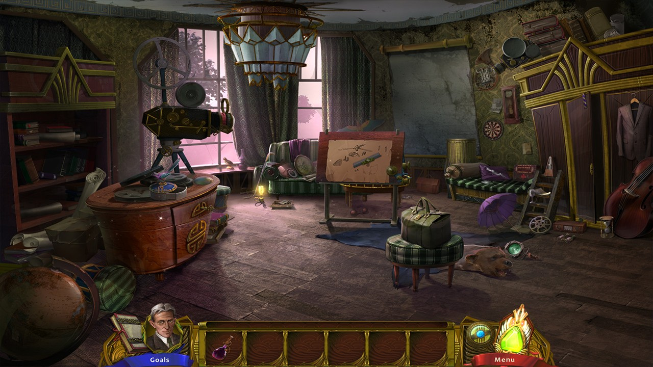 Screenshot from The Esoterica: Hollow Earth (6/6)