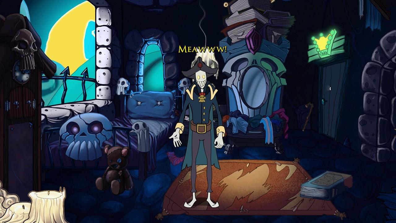 Screenshot from Darkestville Castle (7/9)
