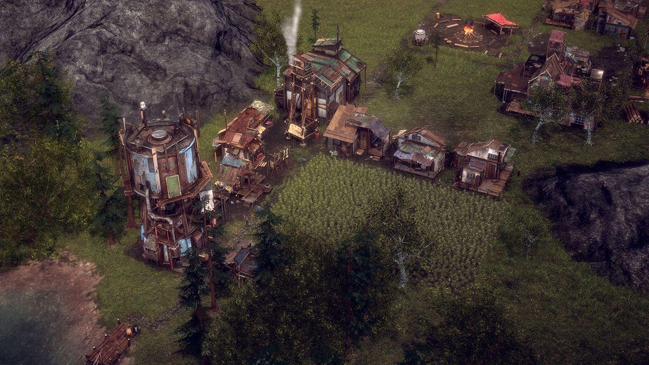 Screenshot from Endzone - A World Apart (7/10)