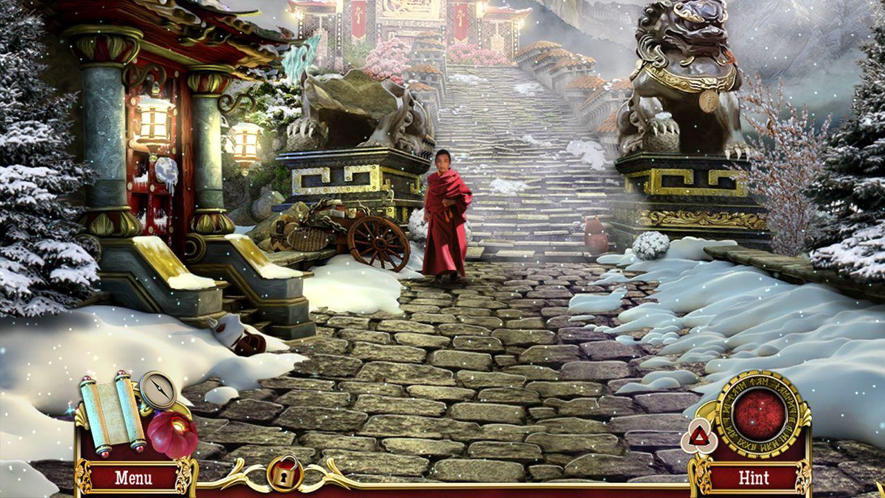 Screenshot from Tibetan Quest: Beyond the World's End (5/5)