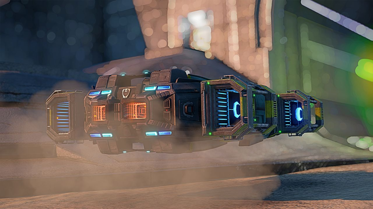 Screenshot from GRIP: Combat Racing (4/10)