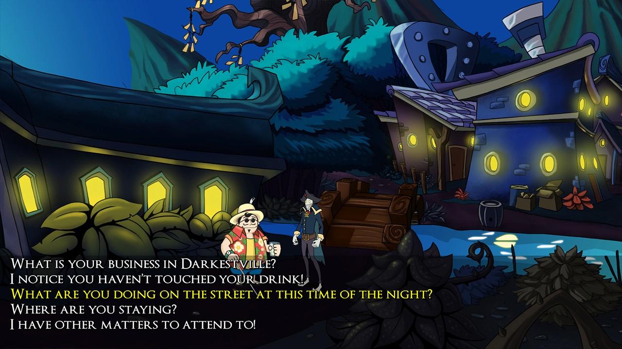 Screenshot from Darkestville Castle (9/9)