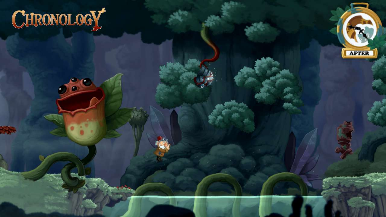Screenshot from Chronology (4/8)