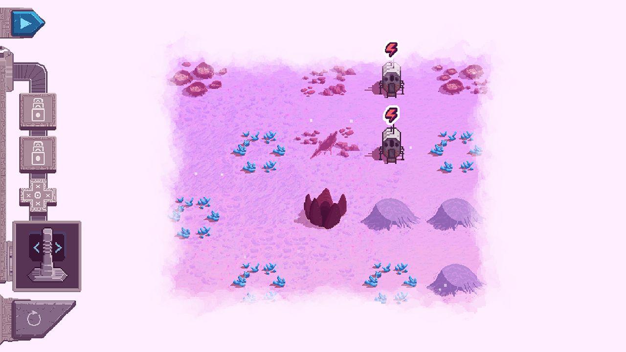 Screenshot from Mars Power Industries Deluxe (1/10)