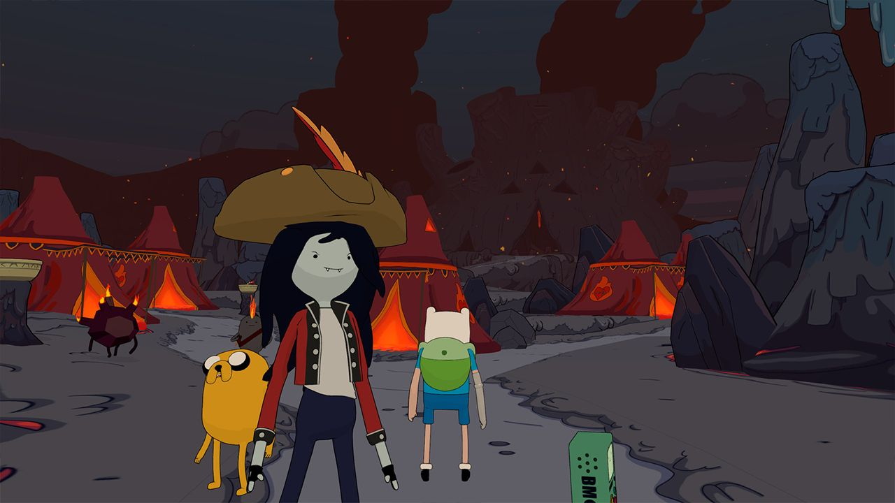 Screenshot from Adventure Time: Pirates of the Enchiridion (3/6)