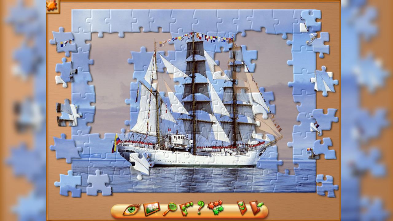 Screenshot from Jigsaw World (4/5)