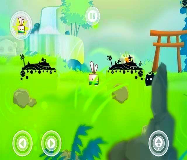 Screenshot from Kung Fu Rabbit (1/5)