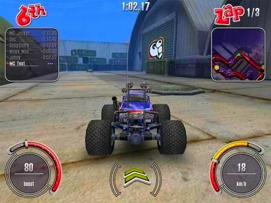Screenshot from RC Cars (2/4)