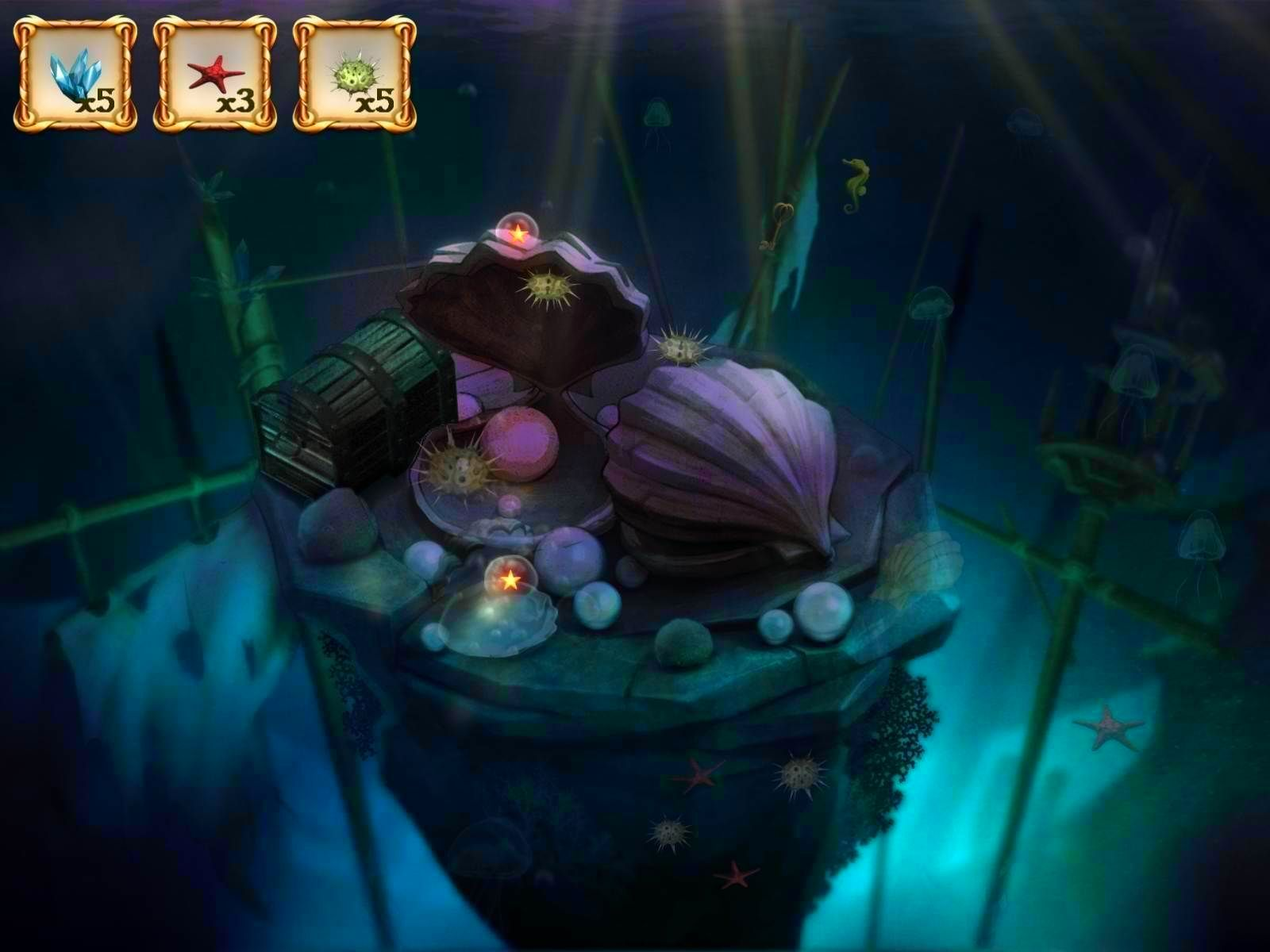 Screenshot from Atlantis: Pearls of the Deep (2/4)