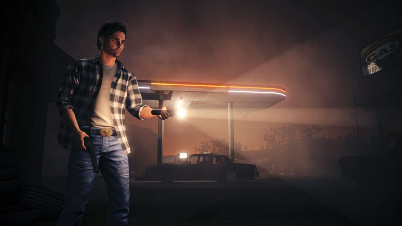 Screenshot from Alan Wake's American Nightmare (7/8)