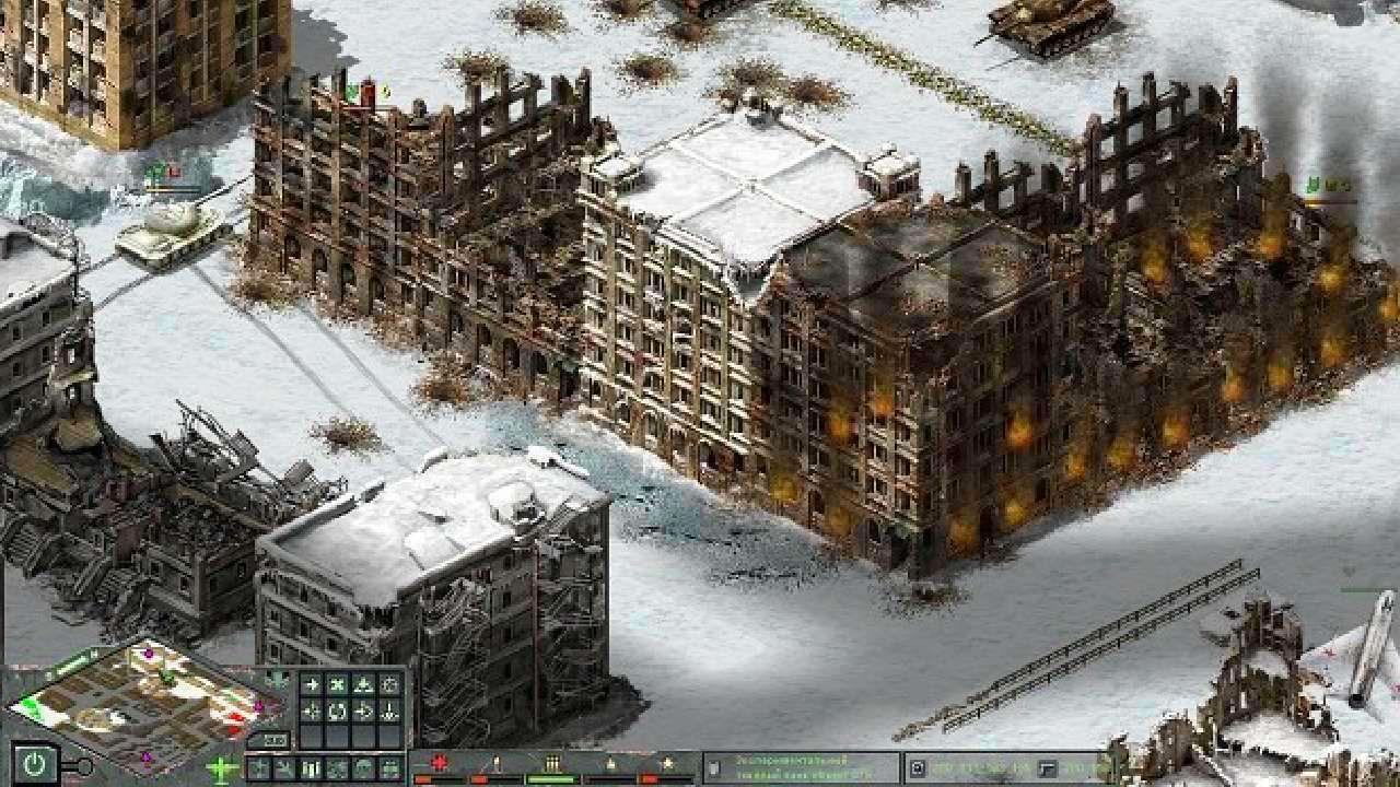 Screenshot from Cuban Missile Crisis: Ice Crusade (2/7)