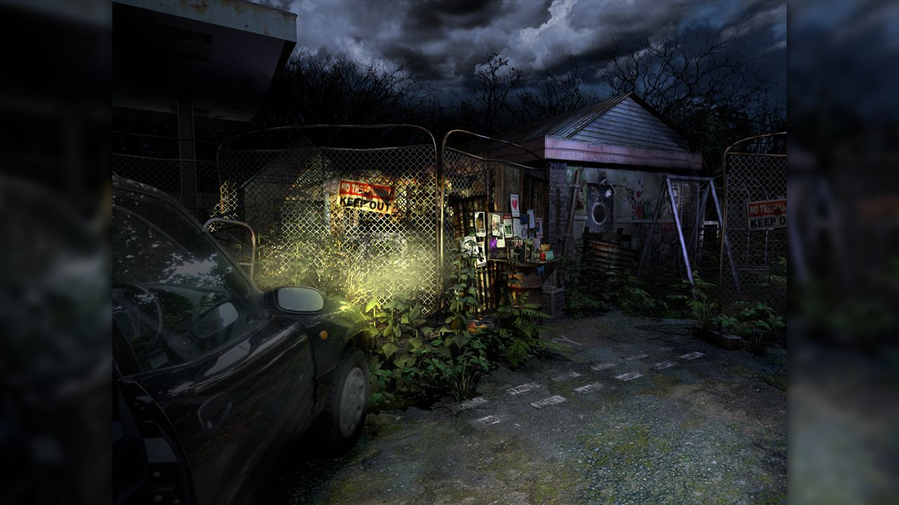 Screenshot from Barrow Hill: The Dark Path (5/7)