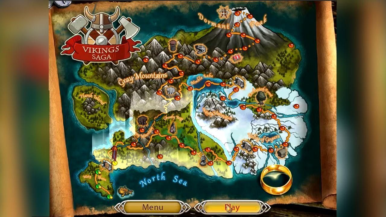 Screenshot from Viking Saga: The Cursed Ring (2/6)