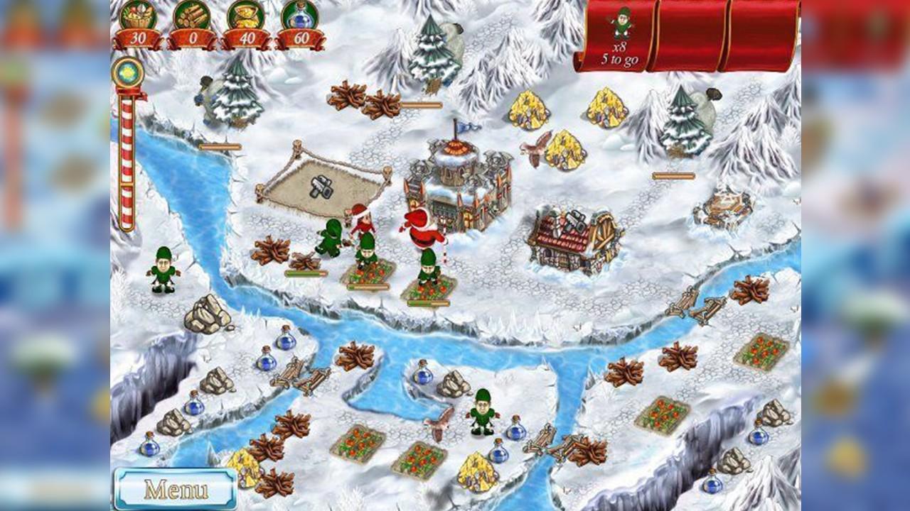 Screenshot from New Yankee 3: In Santa's Service (4/6)