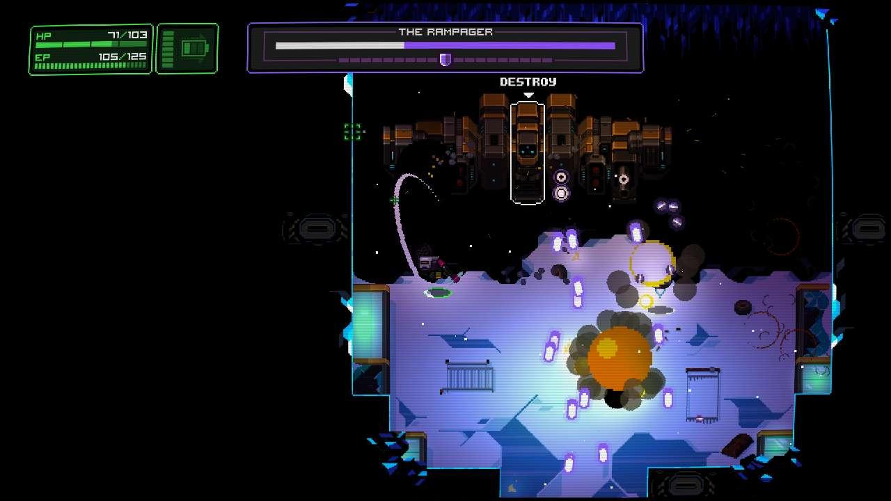 Screenshot from NeuroVoider (5/8)