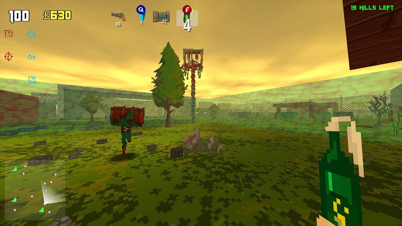 Screenshot from Still Not Dead (2/6)