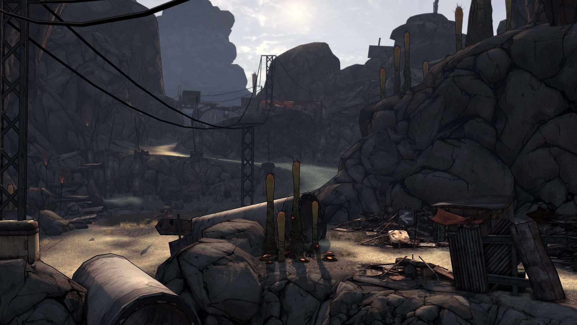 Screenshot from Borderlands (7/10)
