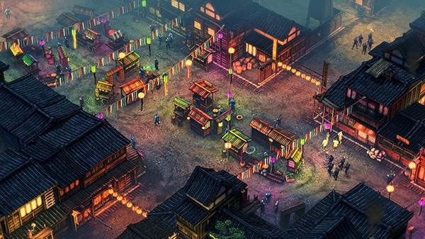 Screenshot from Shadow Tactics: Blades of the Shogun (1/7)