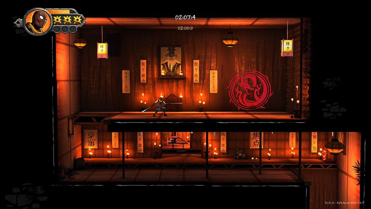 Screenshot from Shadow Blade: Reload (6/8)
