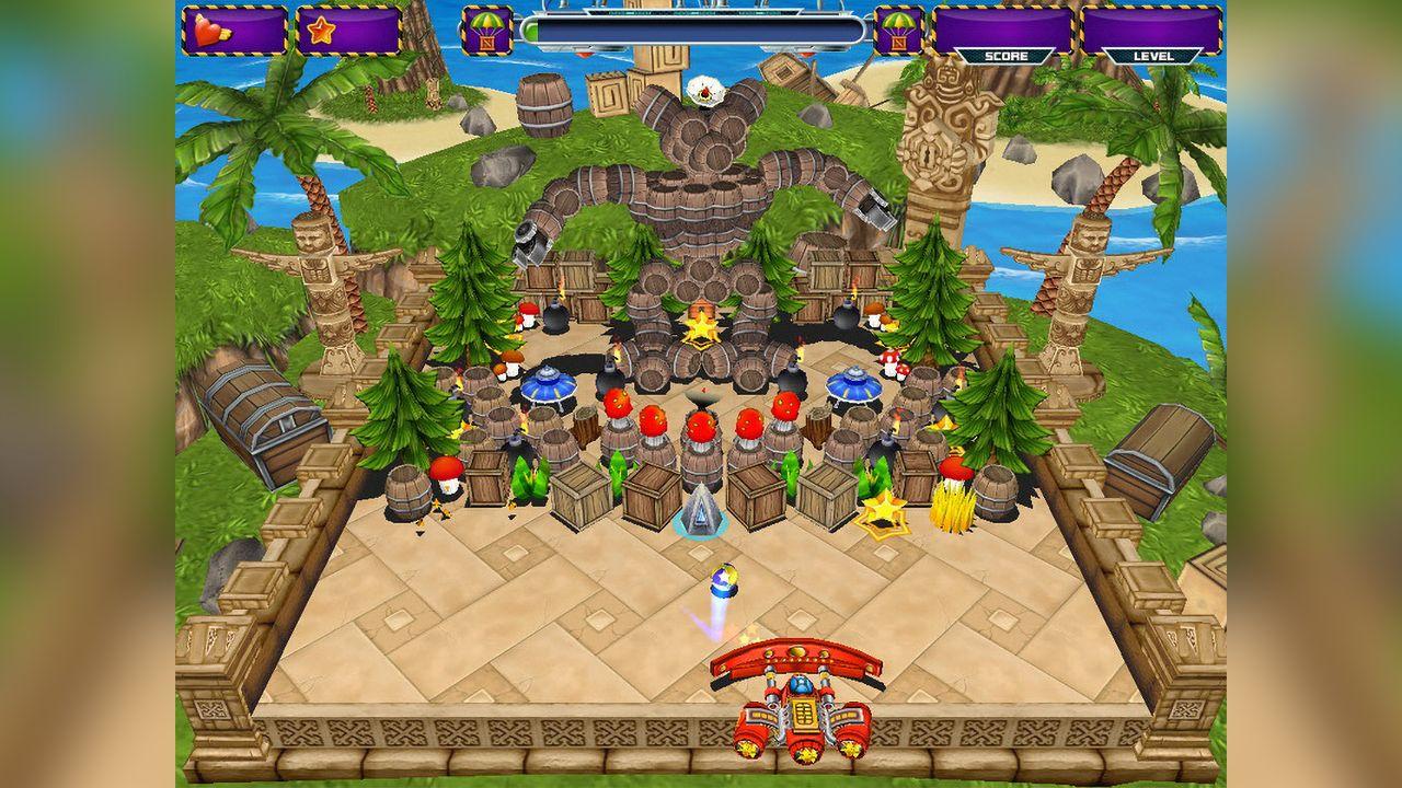 Screenshot from Mega World Smash (8/8)