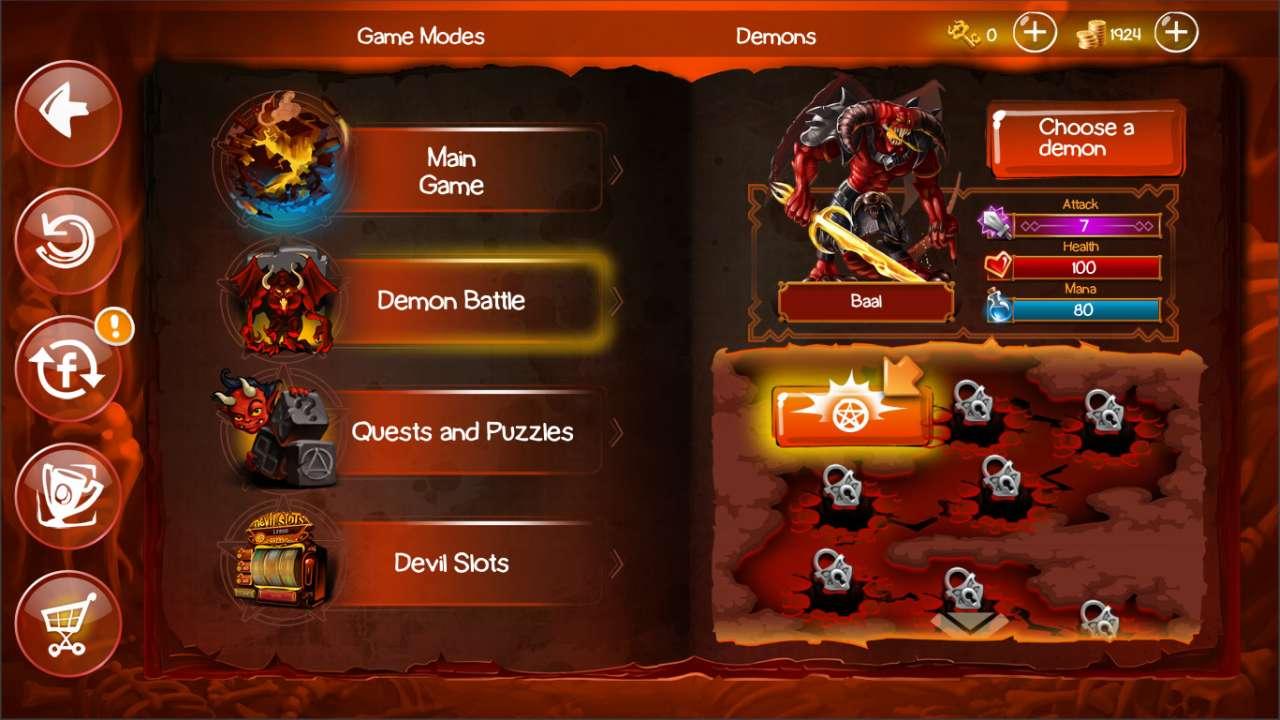 Screenshot from Doodle Devil (4/5)
