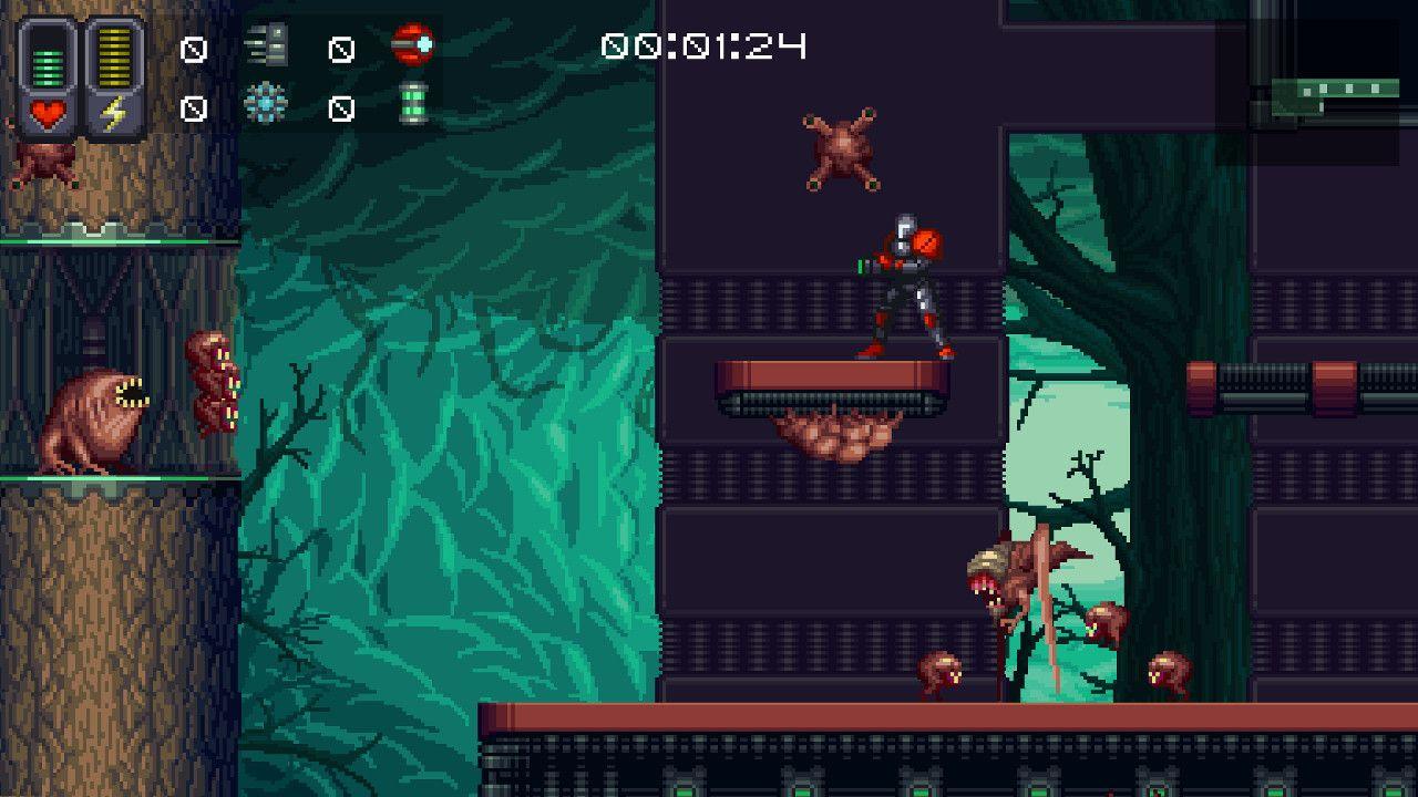 Screenshot from A Robot Named Fight! (1/10)