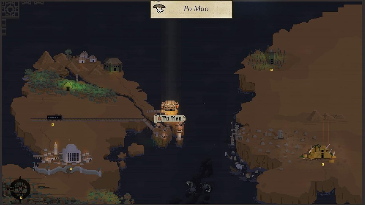 Screenshot from BackSlash (4/6)