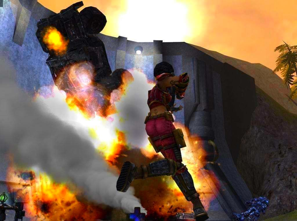 Screenshot from Unreal Tournament 2004: Editor's Choice Edition (2/9)