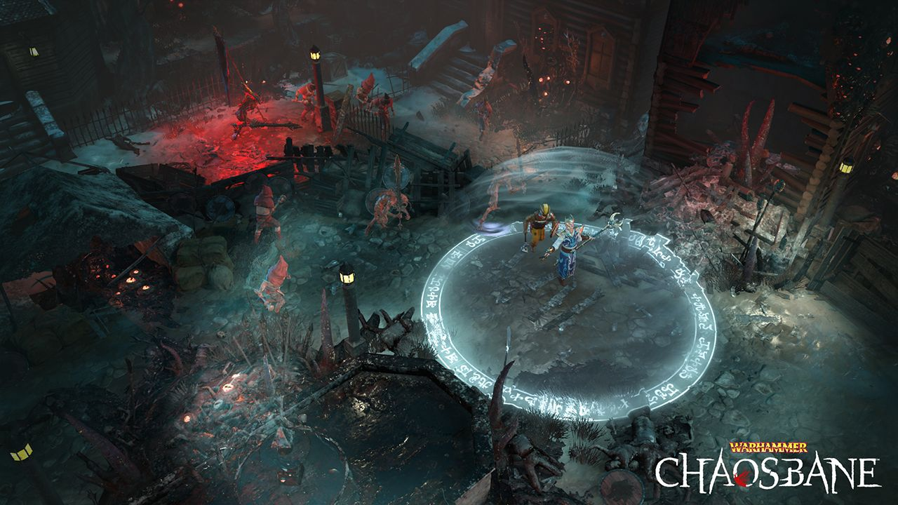 Screenshot from Warhammer: Chaosbane (5/5)