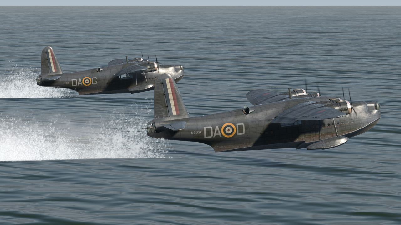 Screenshot from IL-2 Sturmovik: Cliffs of Dover Blitz Edition (4/5)