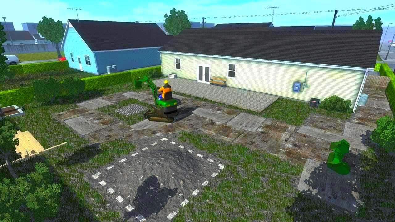 Screenshot from DIG IT! - A Digger Simulator (7/9)