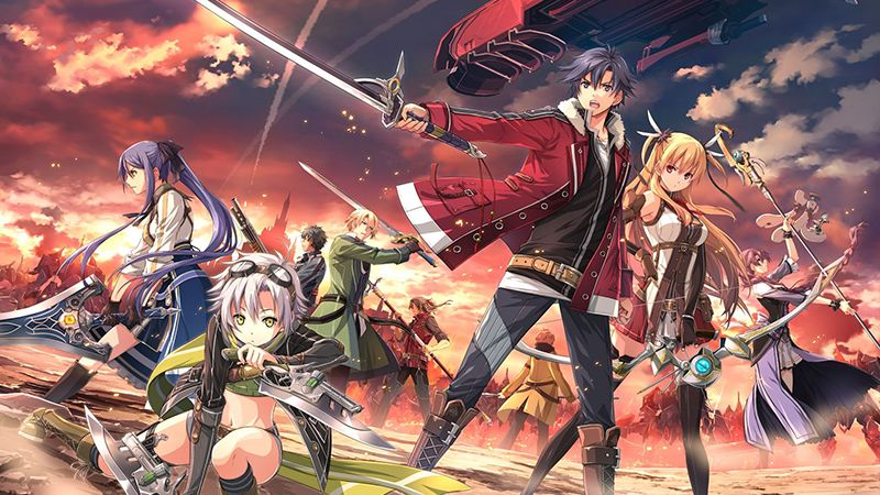 New on Utomik: The Legend of Heroes: Trails of Cold Steel II, & more!