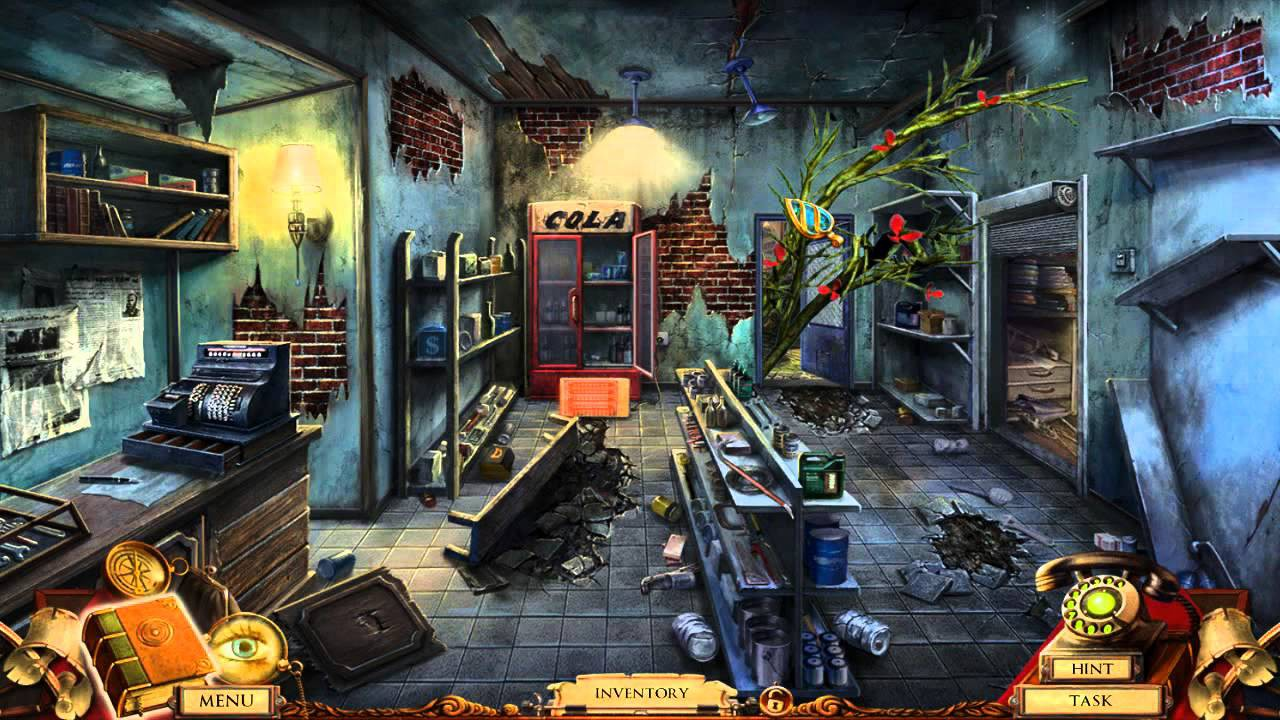 Screenshot from Questerium: Sinister Trinity HD Collector's Edition (3/6)