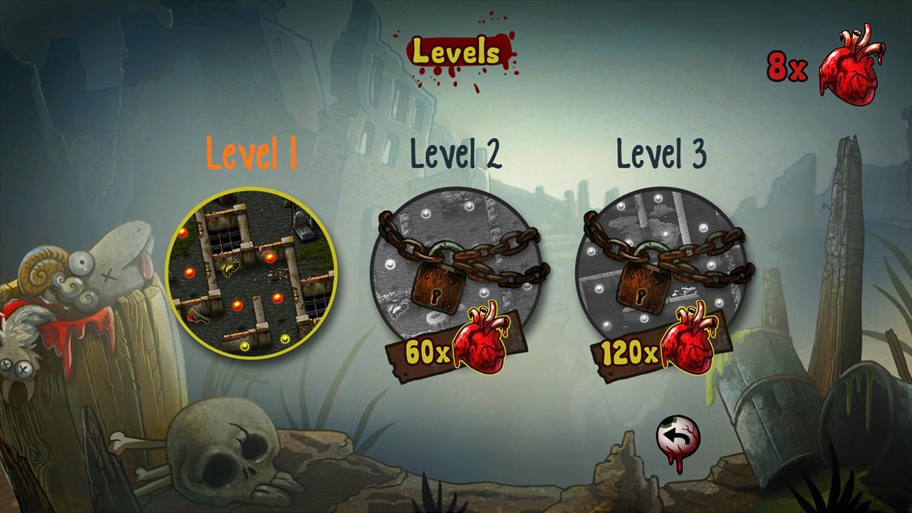 Screenshot from Zombillie (2/6)