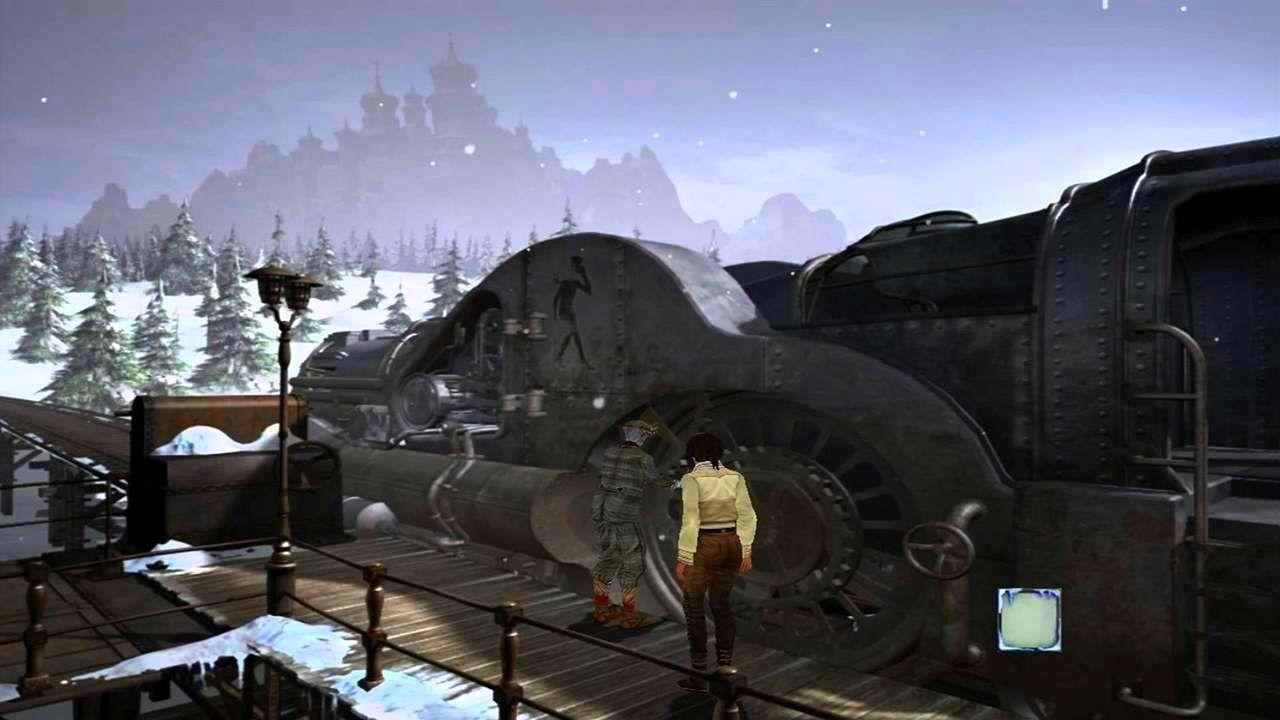 Screenshot from Syberia II (3/6)