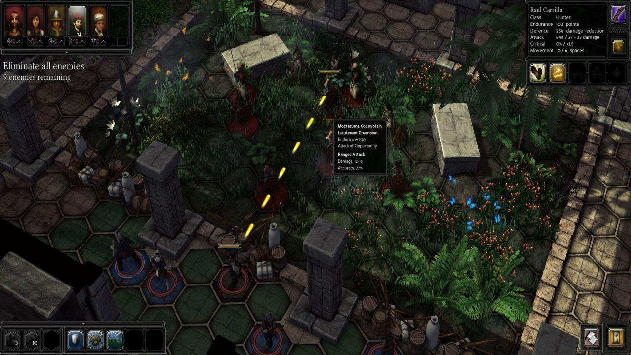 Screenshot from Expeditions: Conquistador (2/5)