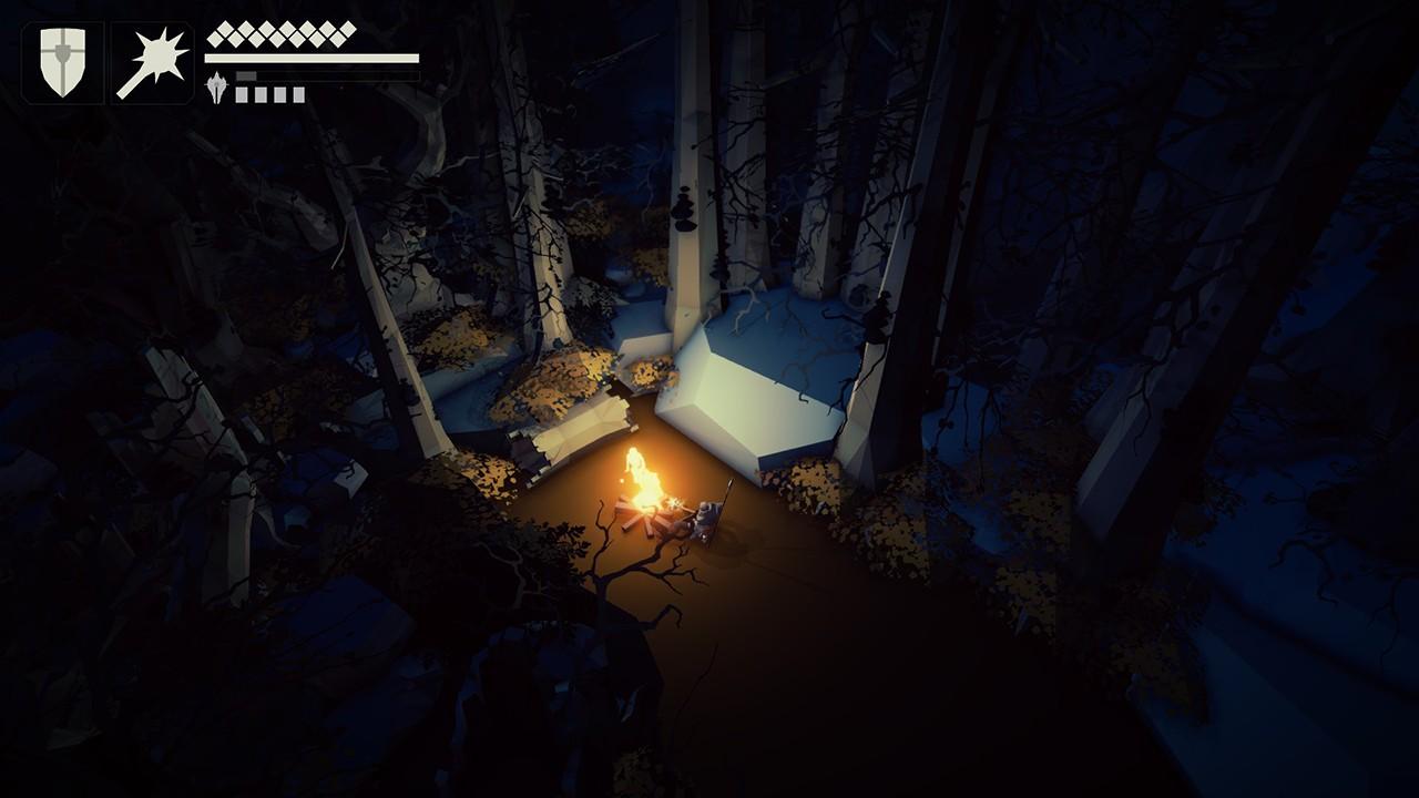 Screenshot from Fall of Light (3/7)