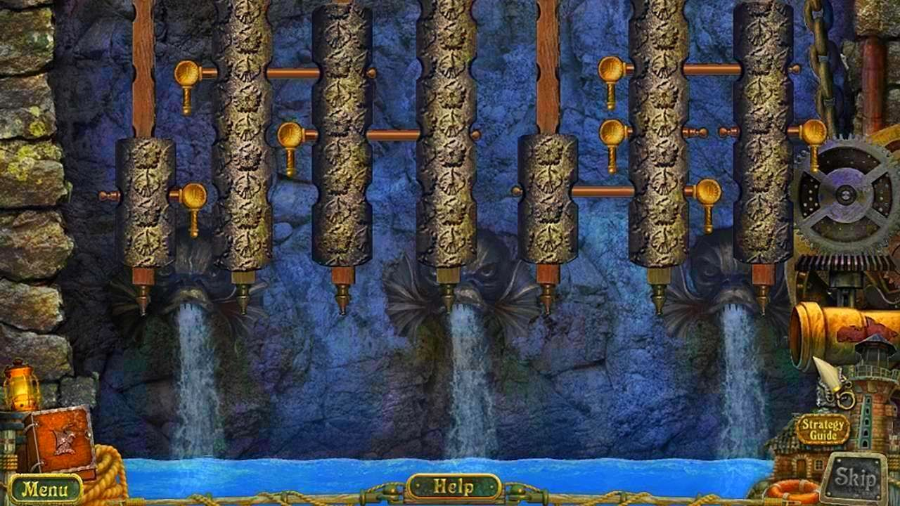 Screenshot from Sea Legends: Phantasmal Light (5/7)