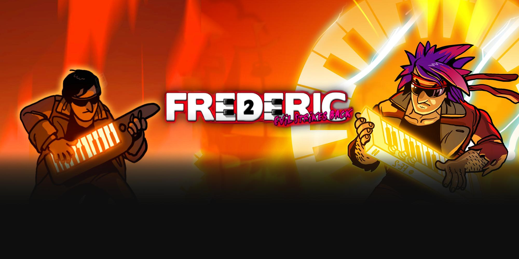 Screenshot from Frederic: Evil Strikes Back (1/6)