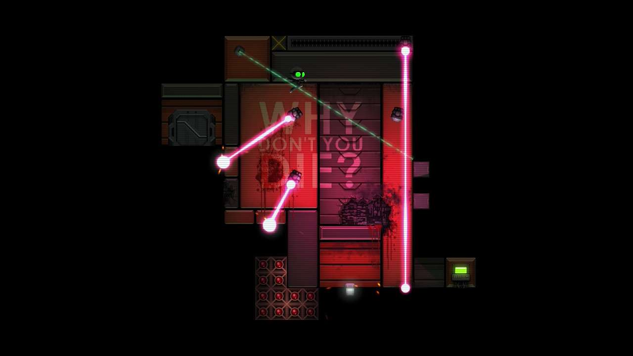 Screenshot from Stealth Inc 2: A Game of Clones (4/6)