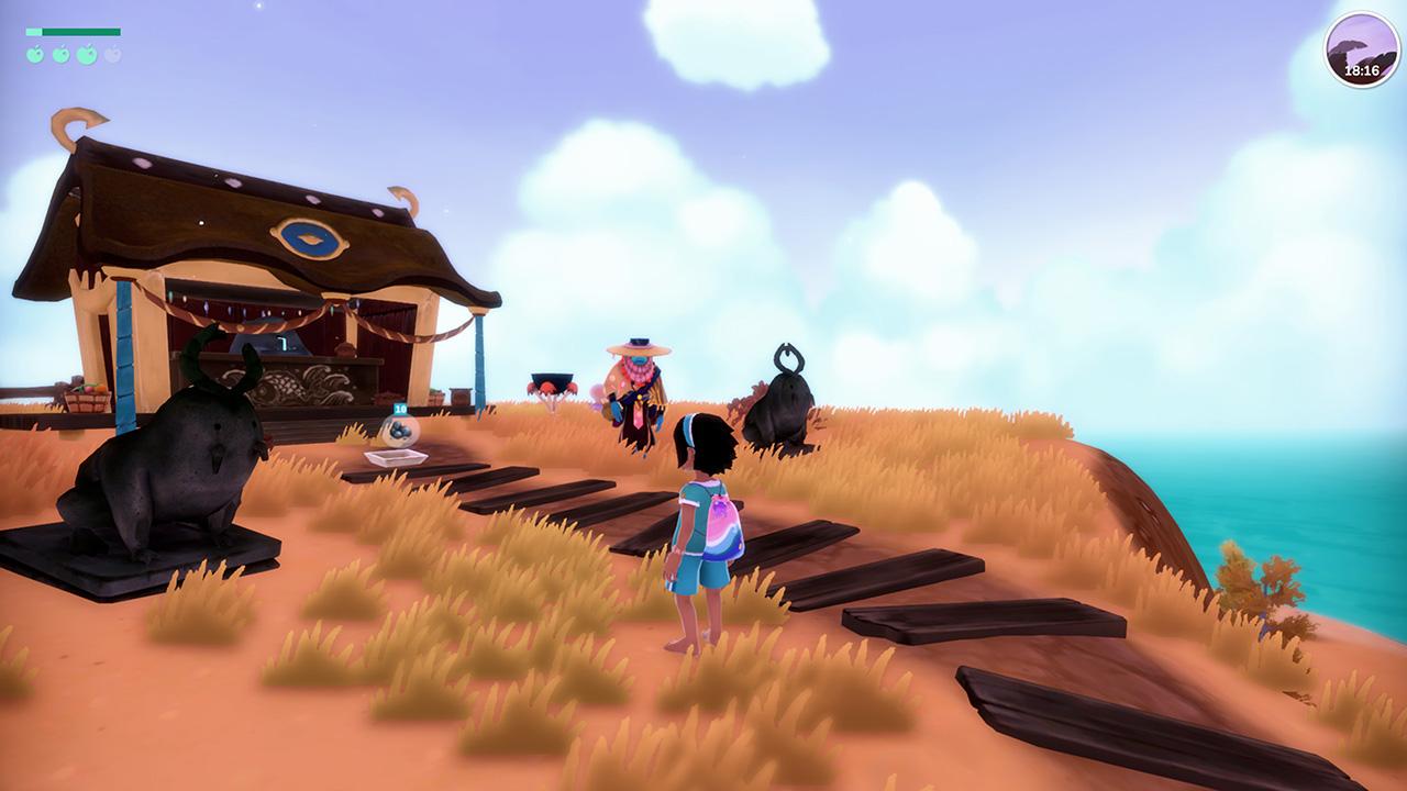 Screenshot from Summer in Mara (4/9)
